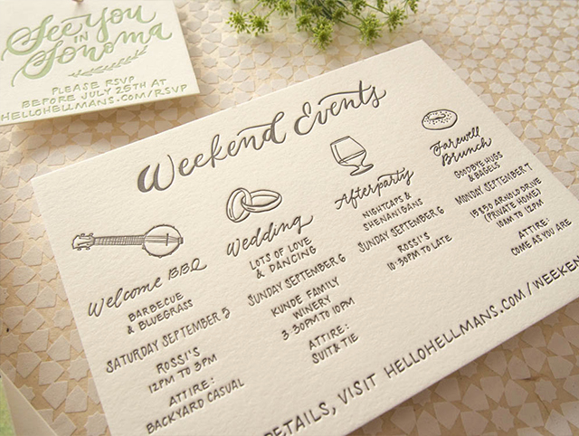Wedding Welcome Party Invitation Wording Fresh How to Add Personal Details to Wedding Invitations