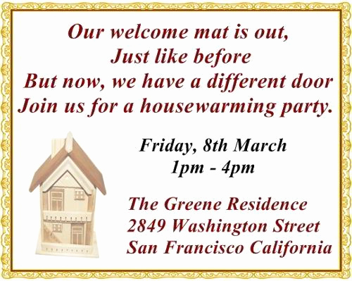 Wedding Welcome Party Invitation Wording Inspirational 25 Best Housewarming Invitation Wording Ideas On Pinterest
