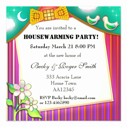 Welcome Party Invitation Wording Inspirational Wel E Home Housewarming Party Invitation