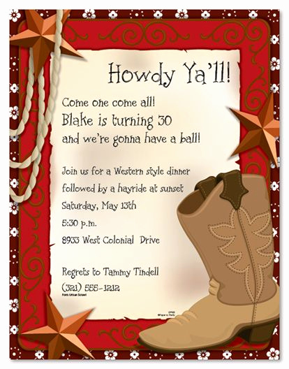 Western Party Invitation Templates Free Fresh West Invites Clipart 20 Free Cliparts
