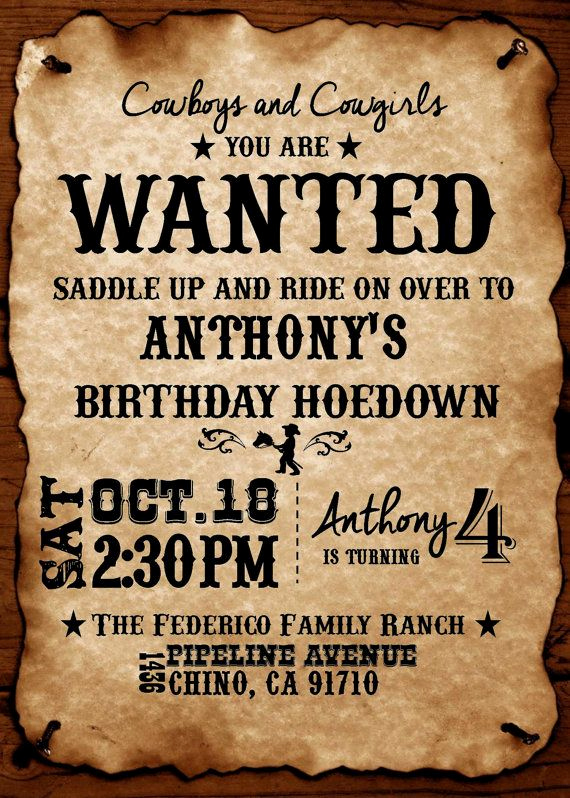 Western theme Invitation Templates New Best 25 Western theme Ideas On Pinterest