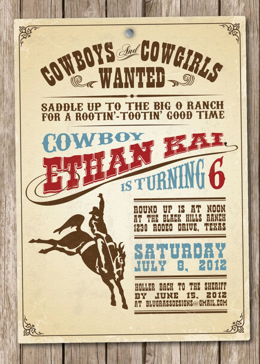 Western themed Invitation Templates Best Of Cowboy Invitation Wording and Design Ideas Please Visit