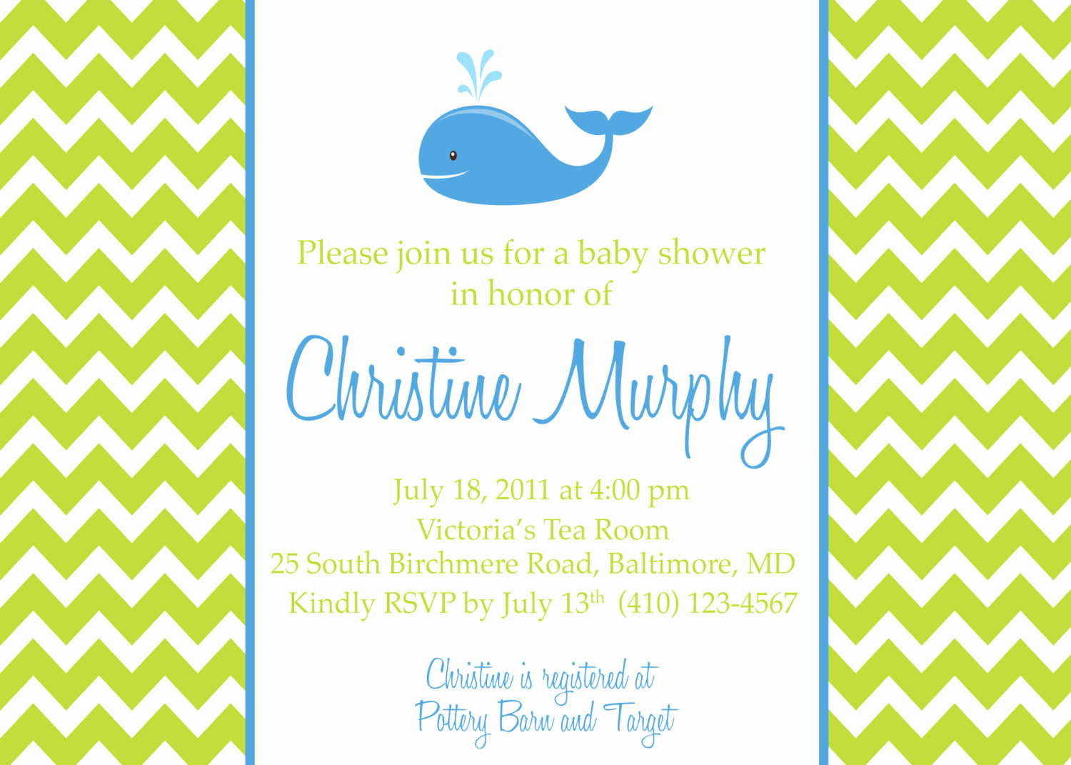 Whale Baby Shower Invitation Template Beautiful Printable Whale Baby Shower Invitations by Bir Sayscawcaw