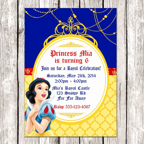 White Party Invitation Ideas Fresh 25 Best Ideas About Snow White Invitations On Pinterest