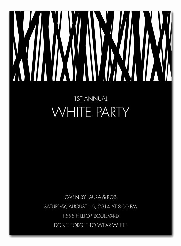White Party Invitation Ideas Fresh Best 25 Corporate Invitation Ideas On Pinterest