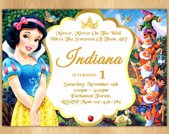White Party Invitation Ideas Lovely Best 25 Snow White Invitations Ideas On Pinterest
