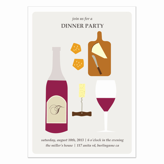 Wine and Cheese Invitation Best Of Wine & Cheese Party Invitations & Cards On Pingg