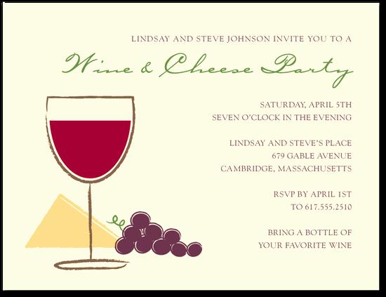 Wine and Cheese Invitation Unique Great Bridal Shower Invitation for Wine and Cheese Tasting