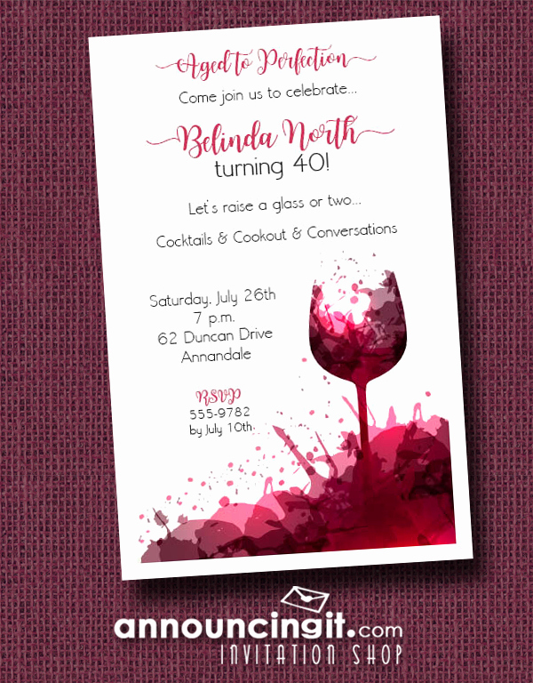 Wine Tasting Invitation Wording Awesome Announcingit Blog