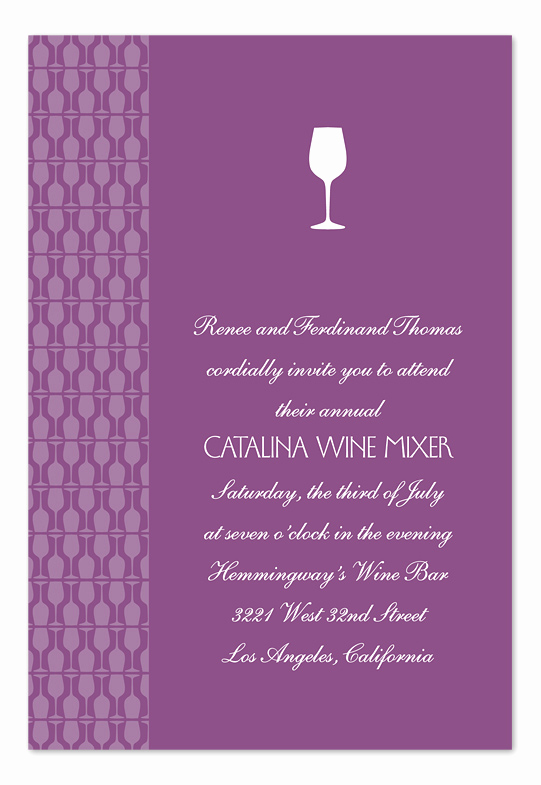 Wine Tasting Invitation Wording Awesome Wine Tasting Party Invitations by Invitation Consultants