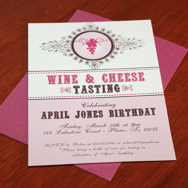 Wine Tasting Invitation Wording Lovely Wine & Cheese Tasting Party Invitation Template – Download