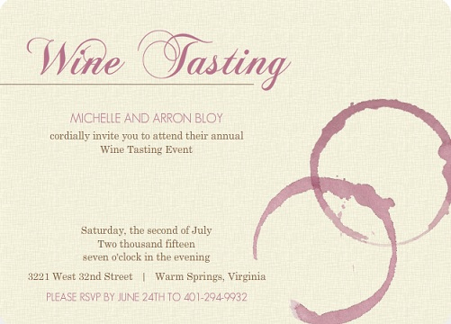 Wine Tasting Invitation Wording Lovely Wine Party Inspiration and Tips