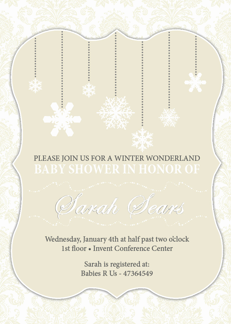 Winter Wonderland Baby Shower Invitation Luxury 301 Moved Permanently