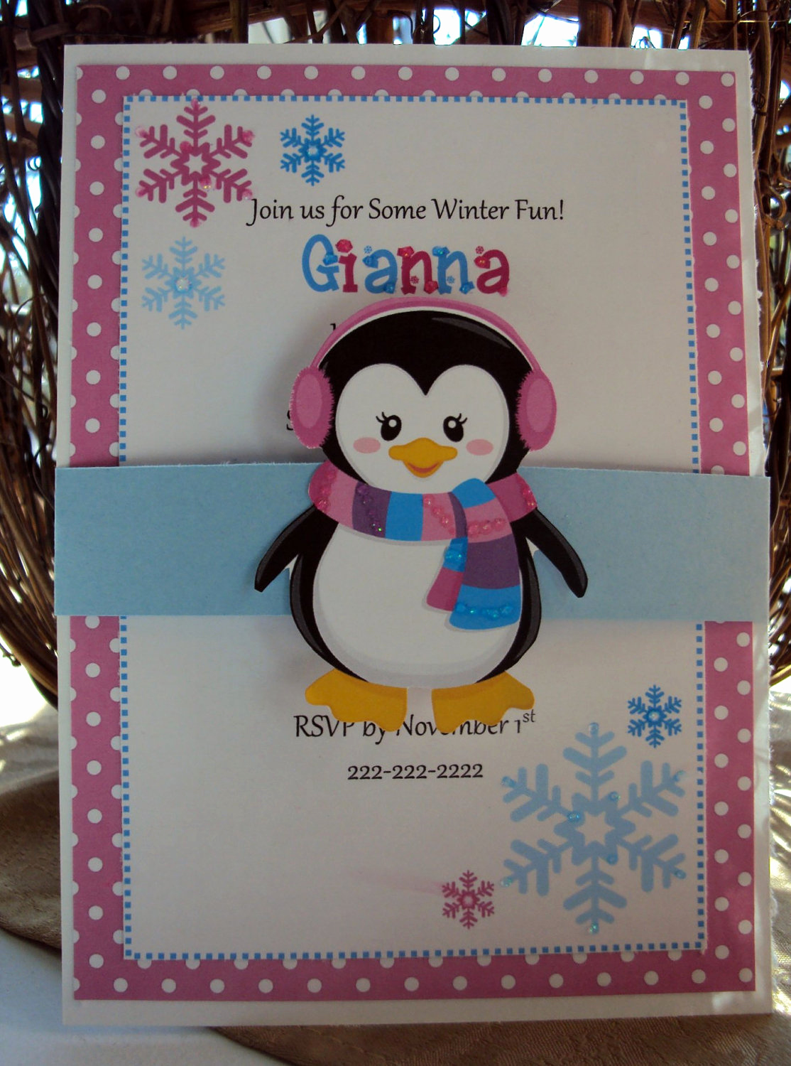 Winter Wonderland Invitation Ideas New Winter Wonderland Invitations Birthday Invitation Winter
