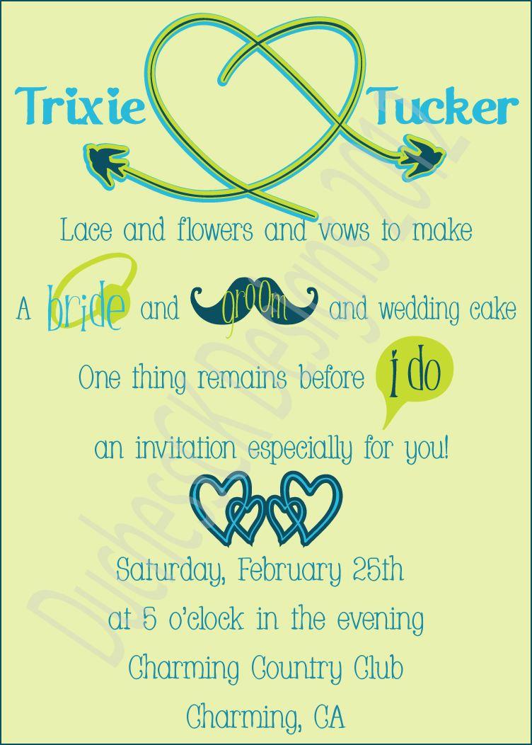 Witty Wedding Invitation Wording Fresh Funny Wedding Invitation Wording