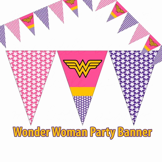 Wonder Woman Invitation Template Elegant 28 Best Images About Party Printables On Pinterest