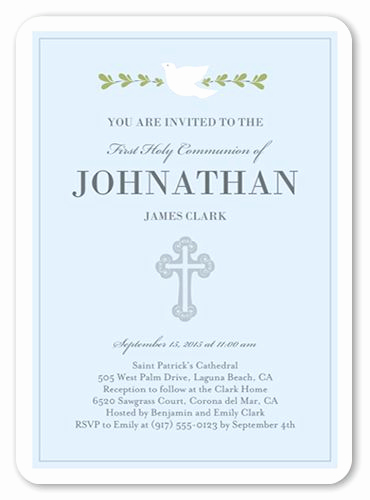 Wording for First Communion Invitation Best Of Best 25 Munion Invitations Ideas On Pinterest