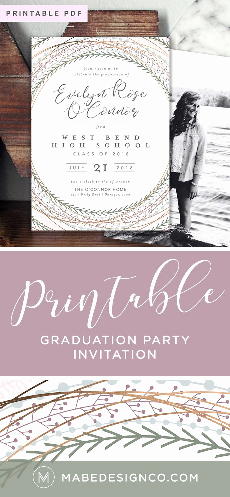 Wording for Graduation Party Invitation Awesome Best 25 Graduation Invitation Wording Ideas On Pinterest