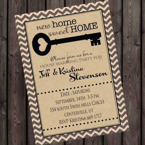 Wording for Open House Invitation Luxury Fast Ship New Home Invitation House Warming Invitations Open