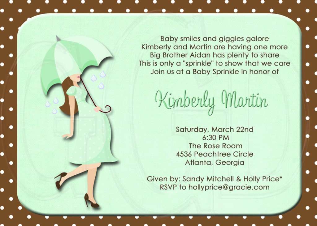 Wordings for Baby Shower Invitation Fresh Second Baby Shower Invitations Wording
