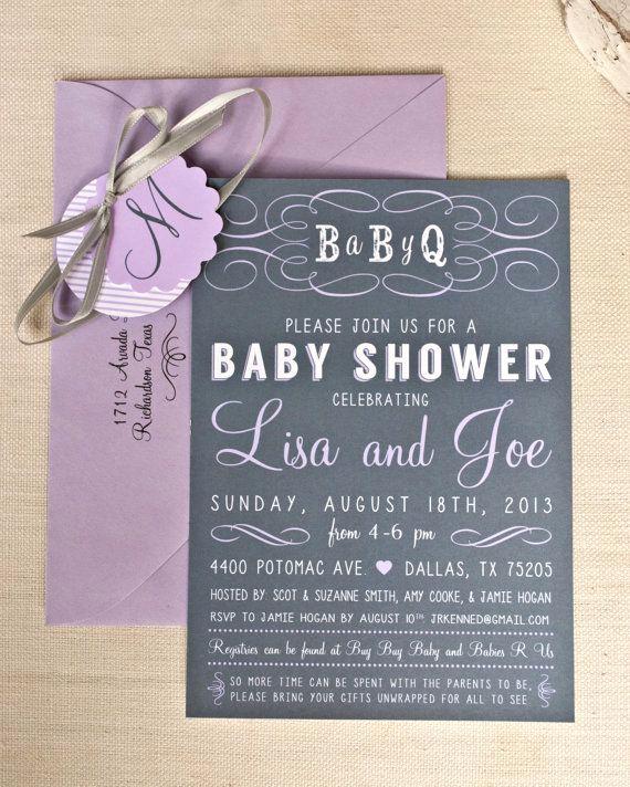 Work Baby Shower Invitation Best Of Bbq Baby Shower Invitation Printable by Memento Designs