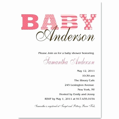 Work Baby Shower Invitation Fresh Work Baby Shower – Modernwetcarpet