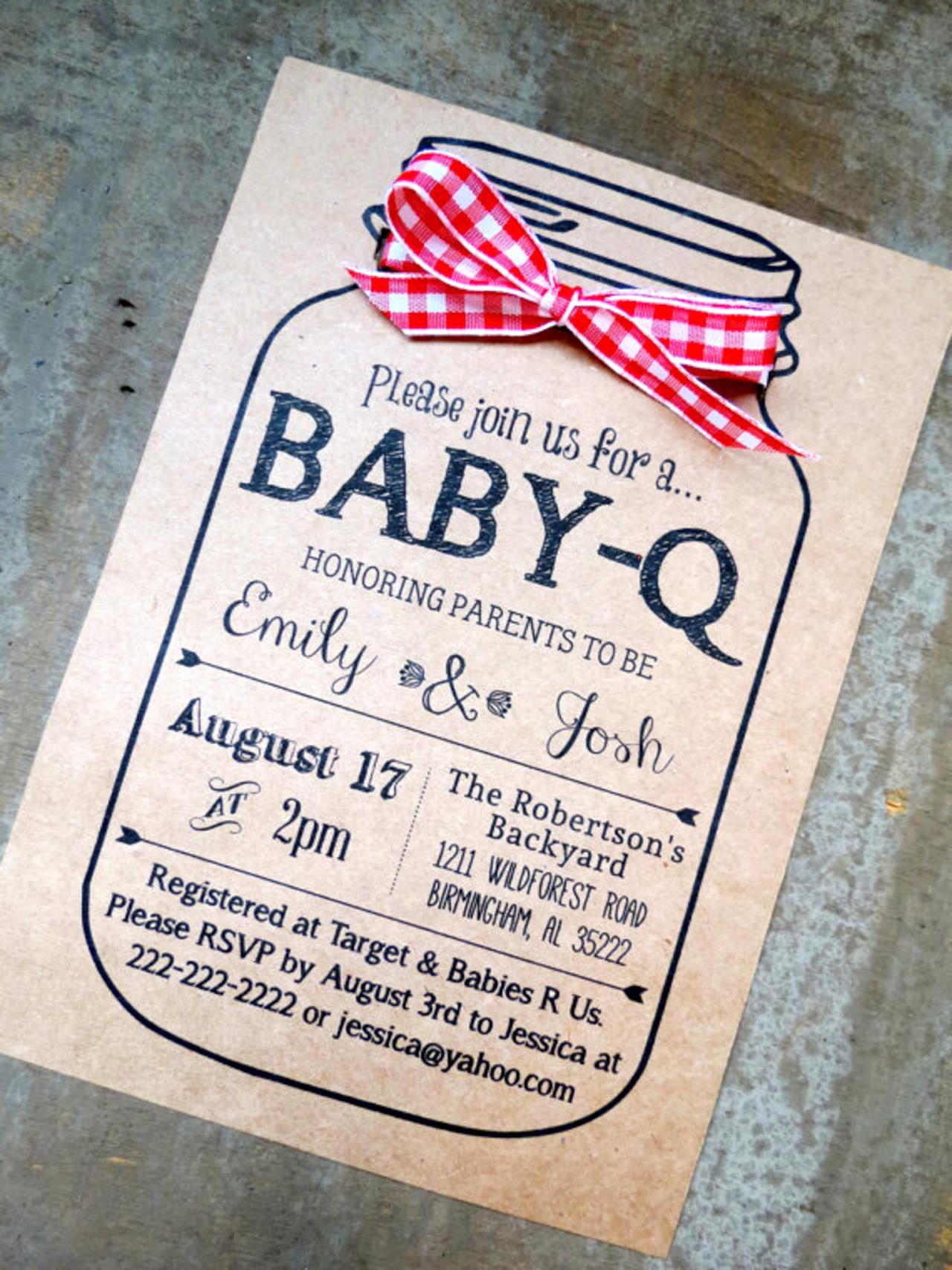 Work Baby Shower Invitation New 10 Creative Baby Shower Ideas