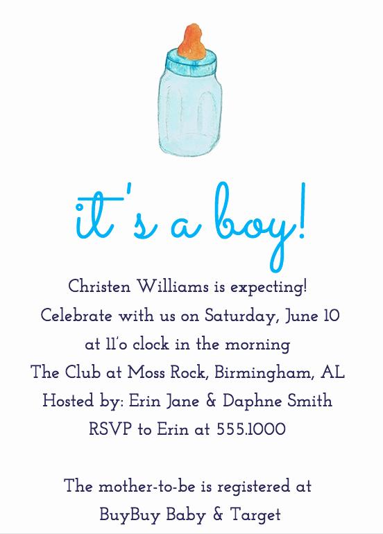 Work Baby Shower Invitation Wording Inspirational Baby Shower Invitation Wording