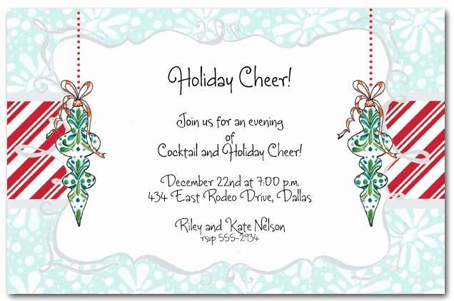 Work Christmas Party Invitation Best Of Work Christmas Party Invitation