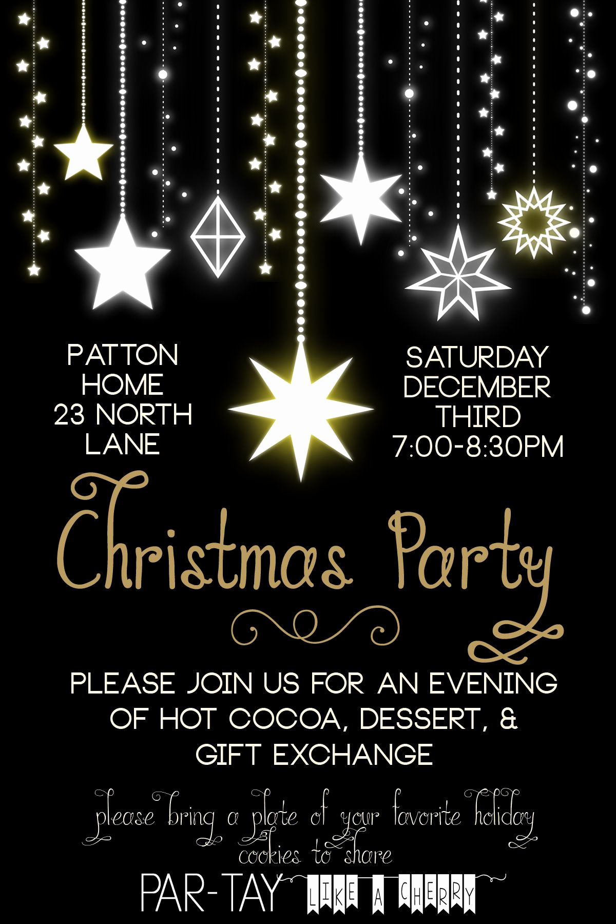 Work Christmas Party Invitation New Free Christmas Party Invitation Christmas