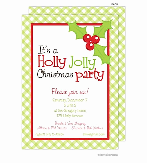 Work Christmas Party Invitation New Holiday Festive Party Invitations Available From Note