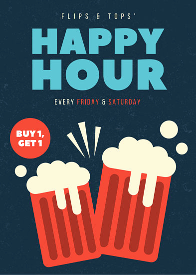 Work Happy Hour Invitation Wording Lovely Customize 171 Happy Hour Flyer Templates Online Canva