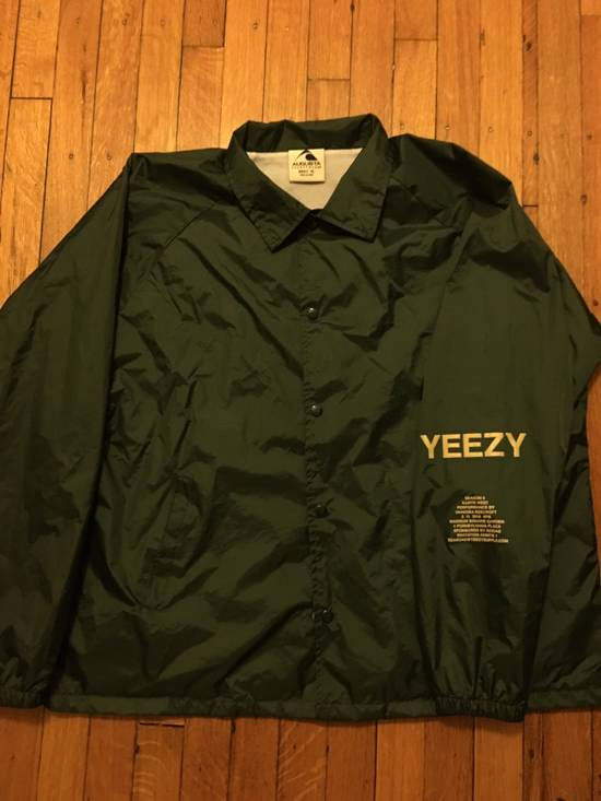 Yeezy Invitation 3 Windbreaker Best Of Yeezy Season Season 3 Invitation Coaches Jacket Size Xl