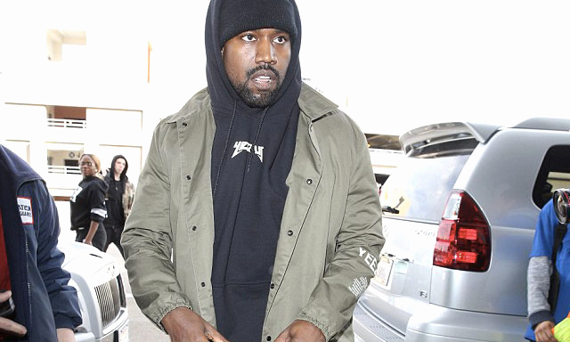 Yeezy Invitation 3 Windbreaker Lovely Kanye West Spotted Wearing Yeezy Season 3 Jacket