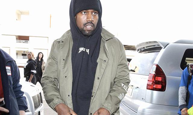 Yeezy Invitation 3 Windbreaker Lovely Kanye West Spotted Wearing Yeezy Season 3 Jacket