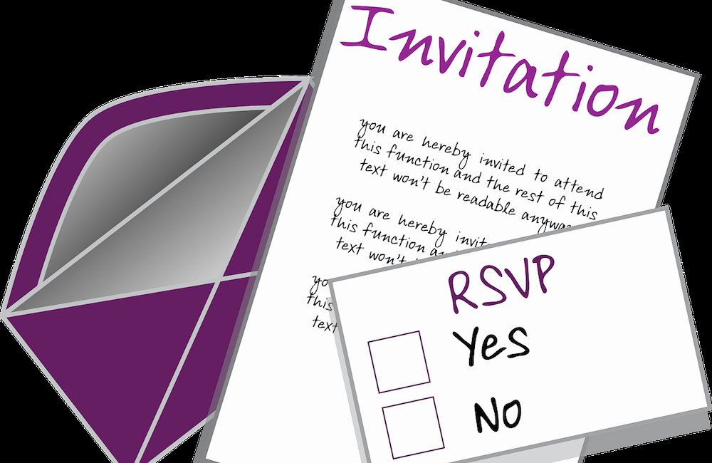 You Re Invited Invitation Fresh You're Invited the Roi Of Personalized Invitations