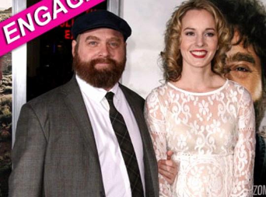 Zach Galifianakis Wedding Invitation Luxury Zach Galifianakis is Engaged August Wedding Planned