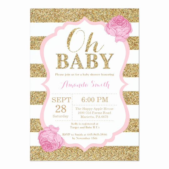 Zazzle Baby Shower Invitation Best Of Baby Shower Invitations & Announcements