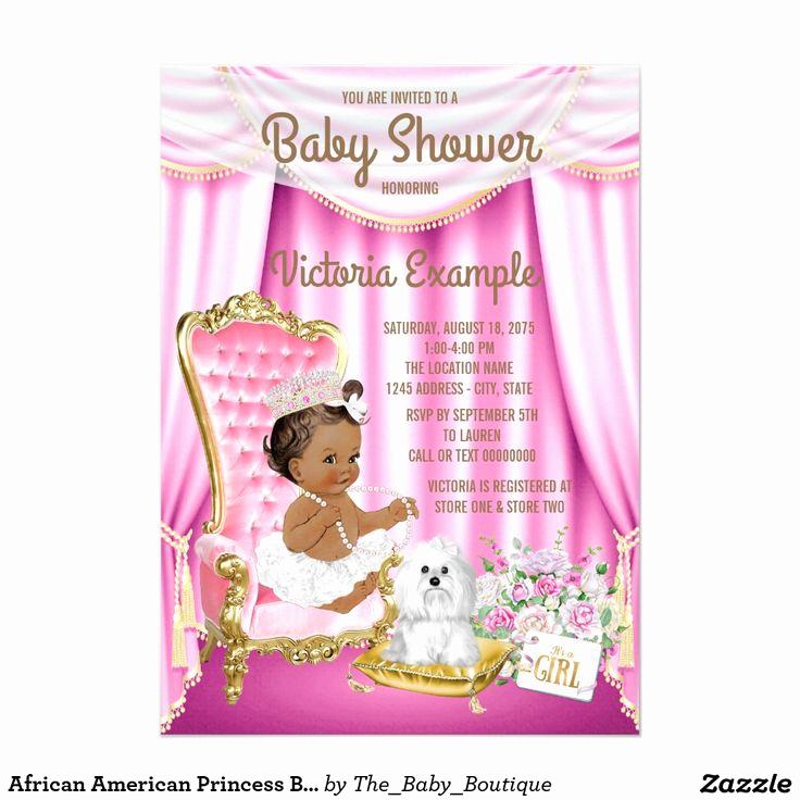 Zazzle Baby Shower Invitation Unique 32 Best Images About Princess Baby Shower Ideas On Pinterest